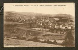 CP-Langogne - Vue Panoramique - Langogne