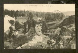 CP-Langogne - Les Gorges Du Langouyrou - Langogne
