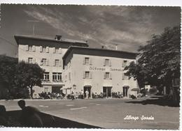PINE'  TRENTO   Cartolina Formato Grande  Albergo Serraia - Trento