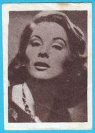 SUZY PARKER ... Yugoslav Vintage Collectiable Gum Card Issued 1960's - Cinema & TV