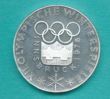 100 Schilling - 1976 - Innsbruck Winter Olympic Games - KM2926 - Austria