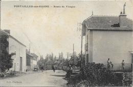 PONTAILLER SUR SAONE Route De Vonges - Autres Communes