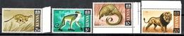 Kenya 1966-69 Wildlife Definitives MNH CV £30.60 (2 Scans) - Kenya (1963-...)