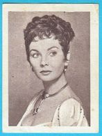 JEAN SIMONS ... Yugoslav Vintage Collectiable Gum Card Issued 1960's - Cinema & TV