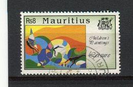 MAURICE - Y&T N° 826° - Loisirs De Bord De Mer - Maurice (1968-...)