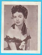 FREITH DONERQUE ... Yugoslav Vintage Collectiable Gum Card Issued 1960's - Cinema & TV