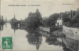 PONTAILLER SUR SAONE La Vieille Saône - France