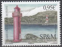 Saint-Pierre & Miquelon 2018 Phare De L'Ile-aux-Marins Neuf ** - Neufs
