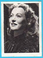 MOIRA SHEARER ... Yugoslav Vintage Collectiable Gum Card Issued 1960's - Cinema & TV