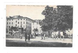 10982 - 20 - ILE ROUSSE -  Place Et Rue Notre Dame, - Autres Communes