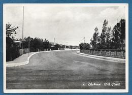 SAUDI ARABIA DHAHRAN 12-TH STREET 1951 WITH BEAUTYFULL STAMPS - Arabia Saudita