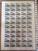 Czechoslovakia 1971, 50x Mi. # 1989 Y, Fluor Paper (o), Used - Tsjechoslowakije