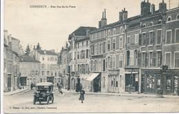 CPA - France - (55) Meuse - Commercy - Rue Bas-de-la-Place - Commercy