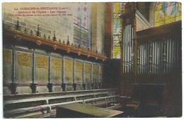 35 La Guerche De Bretagne - Intérieur De L'église - Les Orgues - La Guerche-de-Bretagne