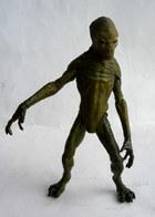 FIGURINES X FILES MONSTRE ALIEN MAC FARLANE TOYS 1998 - Figurines