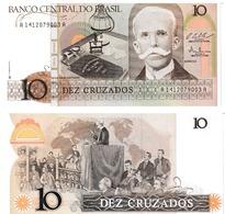 Brésil 10 Cruzados - Brazil