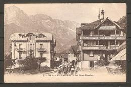 Carte P ( Suisse / Champéry ) - VS Valais