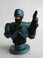 FIGURINE TAMPON DORDA TOYS 1987 BUSTE ROBOCOP (1) - Figurillas