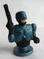 FIGURINE TAMPON DORDA TOYS 1987 BUSTE ROBOCOP (2) - Figurillas