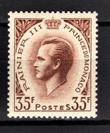 ** MONACO 1955 N°426a NEUF** /13 - Monaco