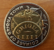 South Africa 2015 R5 Coinage Of Griqua Town UNC 5 Rand Coin - South Africa