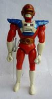 FIGURINE ROBOT TYPE POWER RANGERS X-OR - HAP-P-KID TOY 24 Cm - Figurines