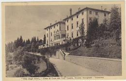 A 16-  TRICESIMO CASA DI CURA VILLA DEGLI OLIVI  1953 - Italia