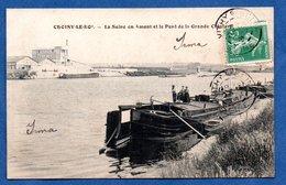 Choisy Le Roi  -  Le Pont De La Grande Ceinture - Choisy Le Roi