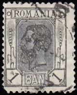ROMANIA - Scott #134 King Carol I (1) / Used Stamp - 1881-1918: Charles I