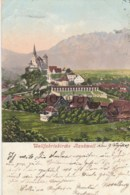 Austria - Wallfahrtskirche Rankweil - Rankweil