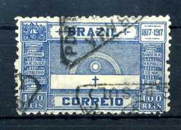 1917 BRASILE SET USATO - Brasile