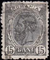 ROMANIA - Scott #138 King Carol I (1) / Used Stamp - 1881-1918: Charles I