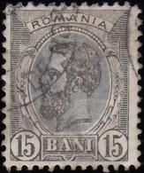 ROMANIA - Scott #138 King Carol I / Used Stamp - 1881-1918: Charles I