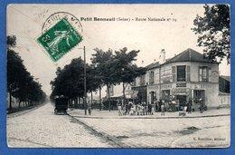 Petit Bonneuil  -  Route Nationale - Other Municipalities