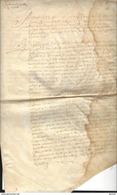 PHILIPPE VI De Valois 1328 Confirmation D'un Acte De Robert Bertran Jeanne Sa Femme - Jehan Salvain Bailli Rouen - Historical Documents