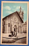 Barcelonnette  -  L Eglise - Barcelonnette