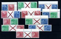 Z05915)DDR ZDR W 5 - SZ 4** Komplett - [6] République Démocratique