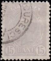 ROMANIA - Scott #139 King Carol I / Used Stamp - 1881-1918: Charles I
