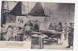 Ecole Professionnelle Hanriot Des Mécaniciens D'Aviation - Brazure Et Soudure Autogène - Avions