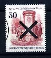 Z07973)Berlin 612 Mit Andreaskreuzentwertung - [5] Berlin