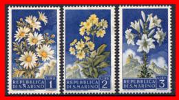 REPUBLICA DE SAN MARINO  AÑO 1957 - San Marino