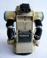 FIGURINE ROBOT VENTOUSE SERIE INCONNUE 130 Mm - Figurines