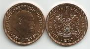 Sierra Leone 1 Cent 1980. High Grade - Sierra Leone