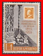 REPUBLICA DE SAN MARINO AÑO 1958 - San Marino
