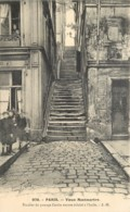 75018 - PARIS - MONTMARTRE - Escalier Du Passage Cottin - District 18