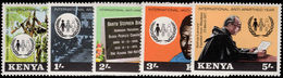 Kenya 1978 Anti-Apartheid Year Unmounted Mint. - Kenya (1963-...)