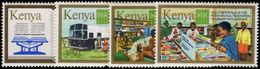 Kenya 1984 Libraries Unmounted Mint. - Kenya (1963-...)