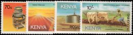 Kenya 1985 Energy Conservation Unmounted Mint. - Kenya (1963-...)