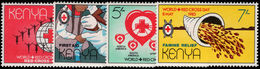 Kenya 1985 Red Cross Day Unmounted Mint. - Kenya (1963-...)