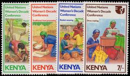 Kenya 1985 UN Womens Decade Unmounted Mint. - Kenya (1963-...)